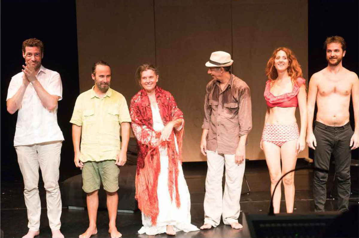Else and Henry - Play by Puy Navarro - Final curtain